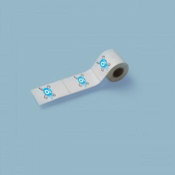 Этикетки на бумажной основе