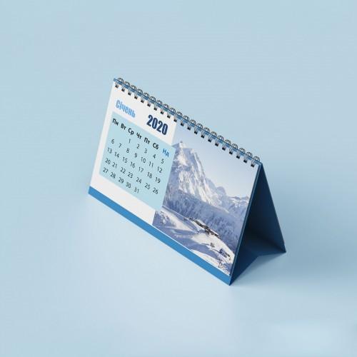 Календарь настольный