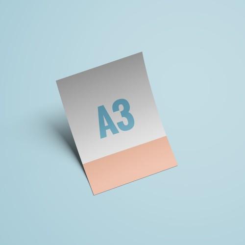 Листовка А3