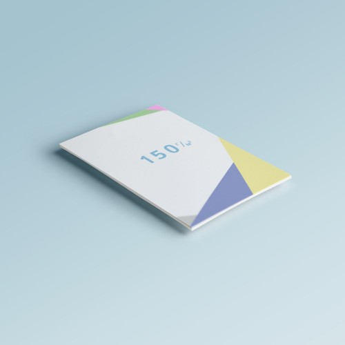 Листовки на бумаге 150 г/м2