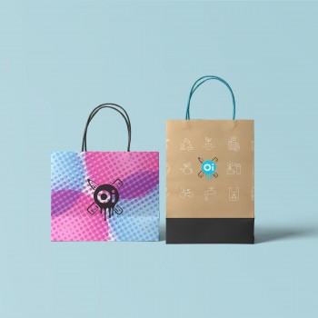 Пакеты с индивидуальным дизайном