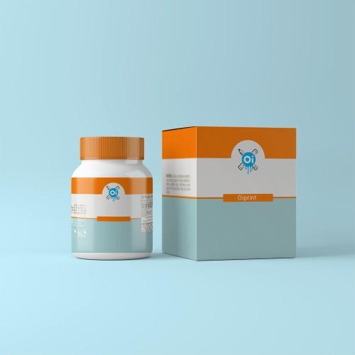 Коробка для витаминов
