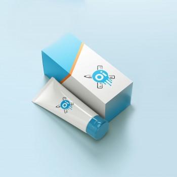 Коробка для крема 100 мл