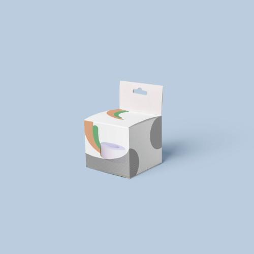 Коробка для пластырей в котушках