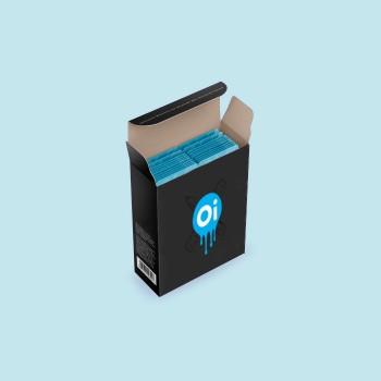 Коробка под саше