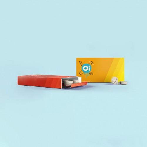 Коробка под блистеры 20 таблеток