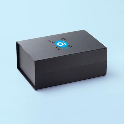 Коробка с матовой ламинацией