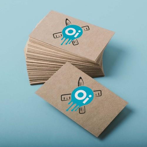 Эко-визитки